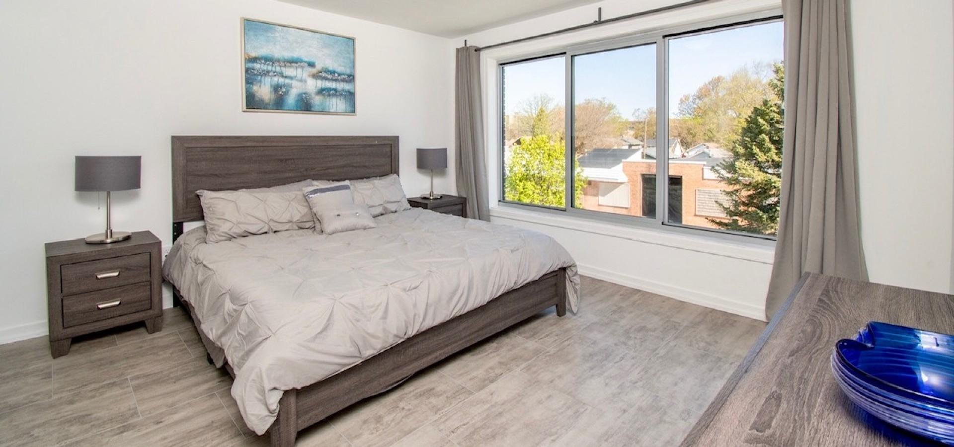 Live Well Master Bedroom Suites