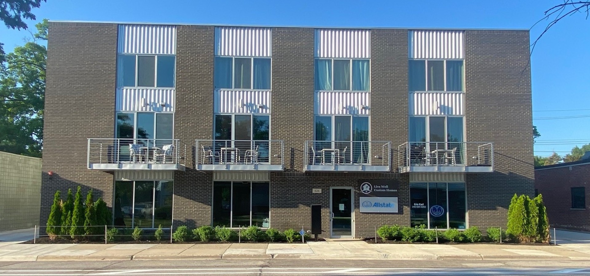 Live Well Furnished Lofts in Downtown Royal Oak.